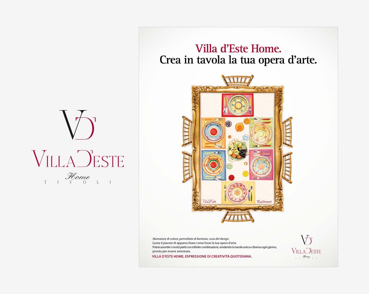 Villa D'Este Home