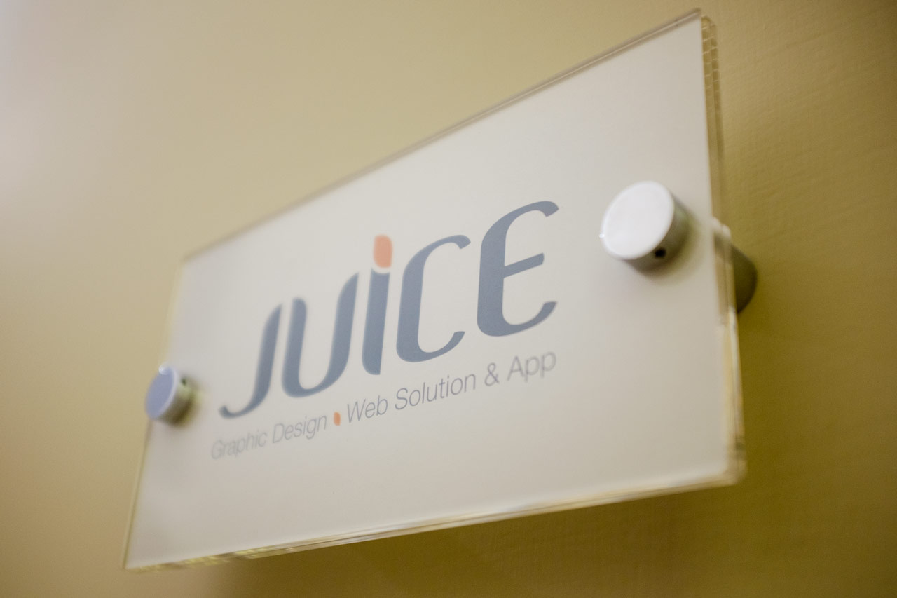 Juice - Graphic Design, Web Solution & App