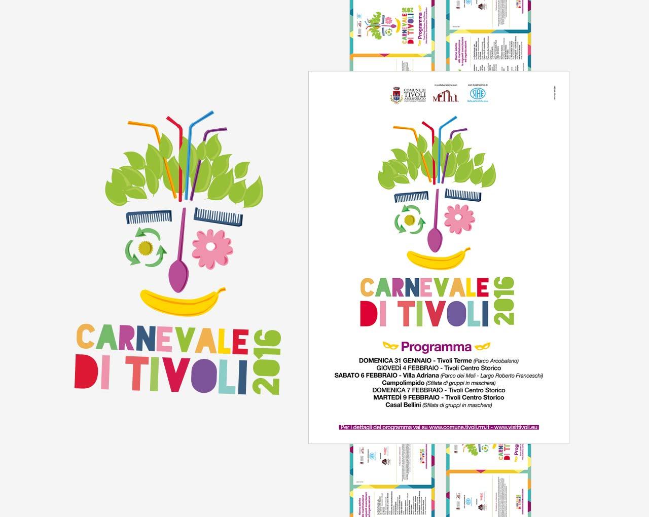 Carnevale di Tivoli 2016