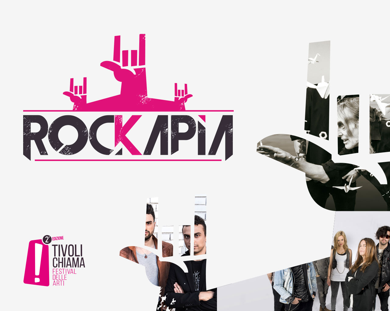 Rockapia Festival Rock - TivoliChiama 2016