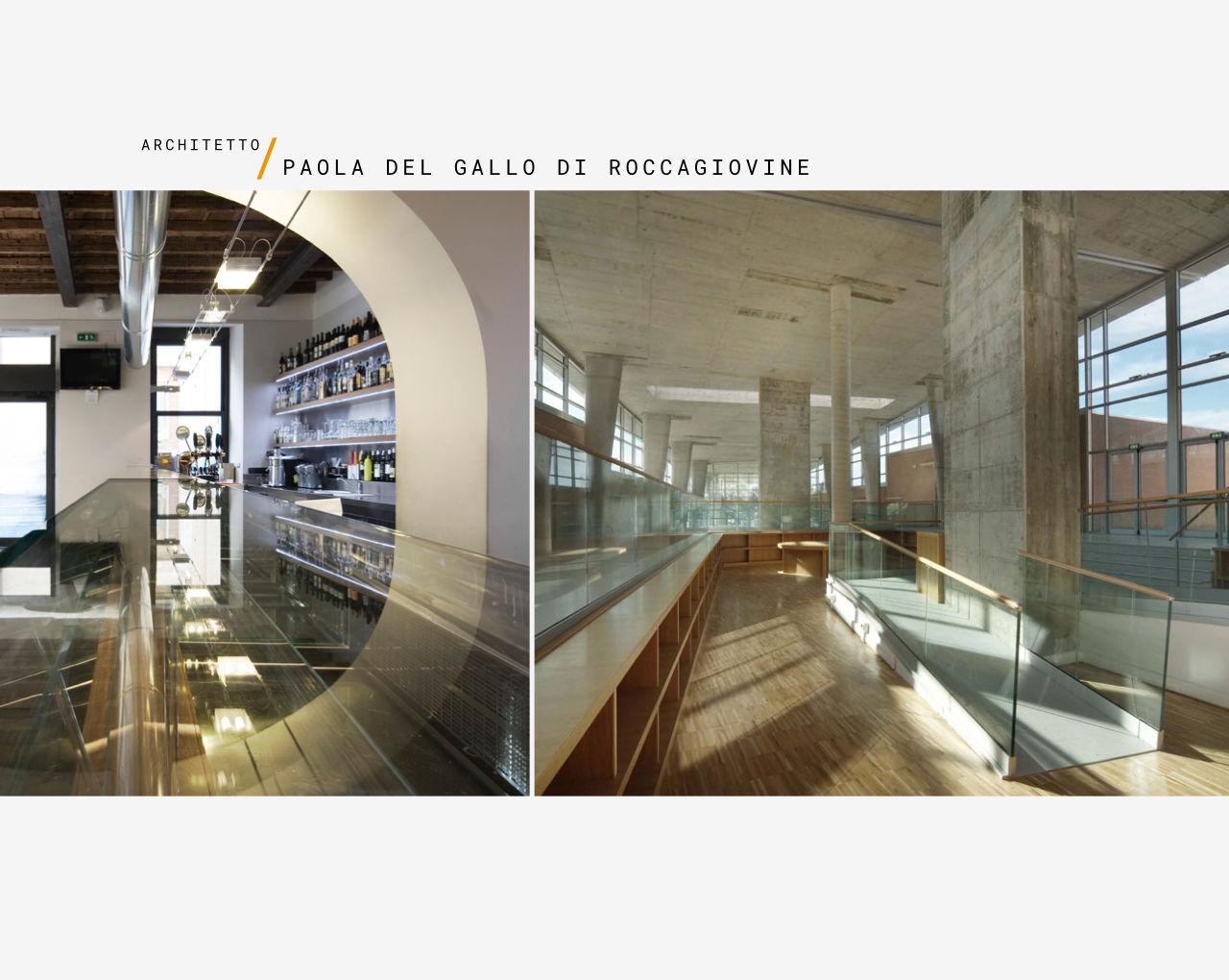 Architetto Paola Del Gallo